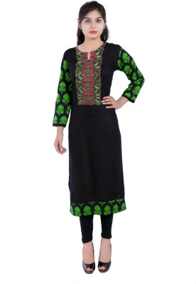 iFashion Casual Embroidered Women's Kurti
