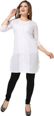 MAHAVIR K Casual, Formal Embroidered Women's Kurti
