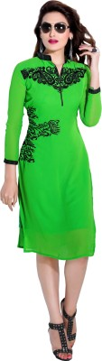 Kavya Shopping Casual Embroidered Women's Kurti