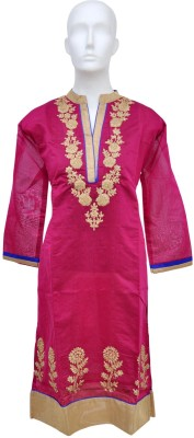 dhruv collection Embroidered Women's Kurti