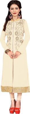 Khoobee Party, Festive Self Design, Embroidered Women's Kurti