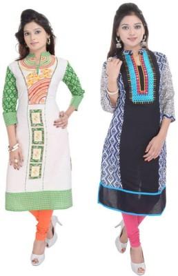Shopping Rajasthan Casual Printed Women's Kurti