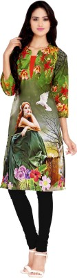 Unique Fashion Formal Printed Women's Kurti