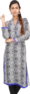 Awesome Casual Graphic Print Women's Kurti