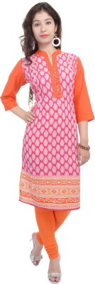 Collectible India Casual, Party Printed Women's Kurti