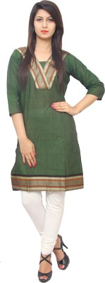 Fateh Enterprises Casual Geometric Print Women's Kurti