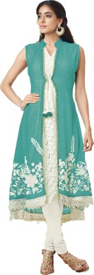 Shanaya Creations Party Embroidered Women's Kurti