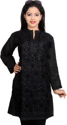 Zea-Al Casual Embroidered Women's Kurti
