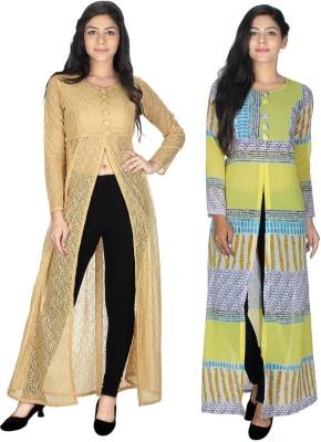 Fashion Hut Printed Women's Kurti