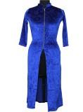 Trendy Colors Self Design Women's Kurti ...
