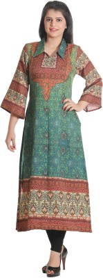 The Royale Queen Printed Women's Kurti