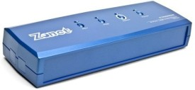 Zonet 2 Port USB KVM Switch 0 cm KVM Console(0)