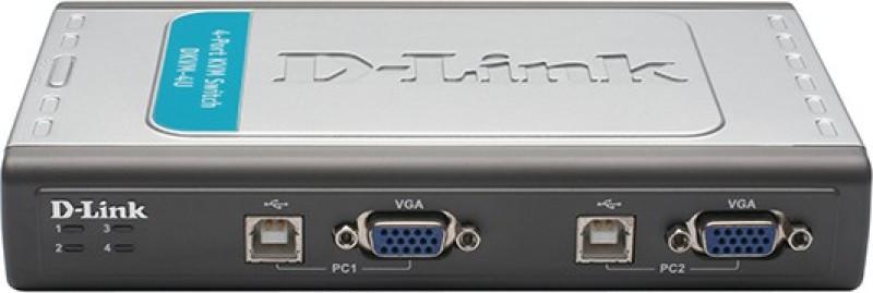 D-Link 0 cm KVM Console(None)