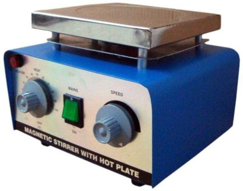 Labpro ;lab45 magnetic stirrer with hot plate 1800 RPM Heating Lab Hot Plate with Stirrer