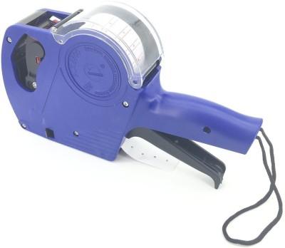 NEXA Price Labeller MX5500 Rate Printer Label Gun 8 Digits 1pc (Blue) Label Stamping Machine