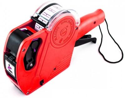 BM Price Labeller MX5500 Rate Gun 8 Digits Label Stamping Machine(Manual)