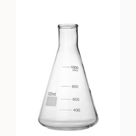 DULAB Erlenmeyer Flask(100 ml, Pack of 1)