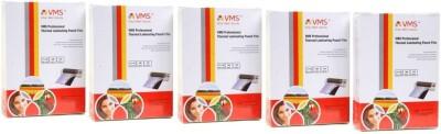 VMS Laminating Sheet(5 mil Pack of 500)
