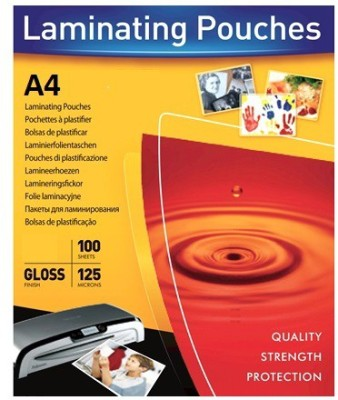 HE Retail Supplies A4 Laminating Sheet