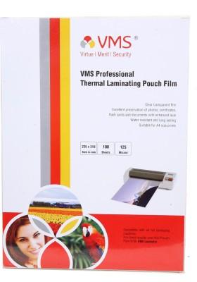 VMS Laminating Sheet(3 mil Pack of 100)