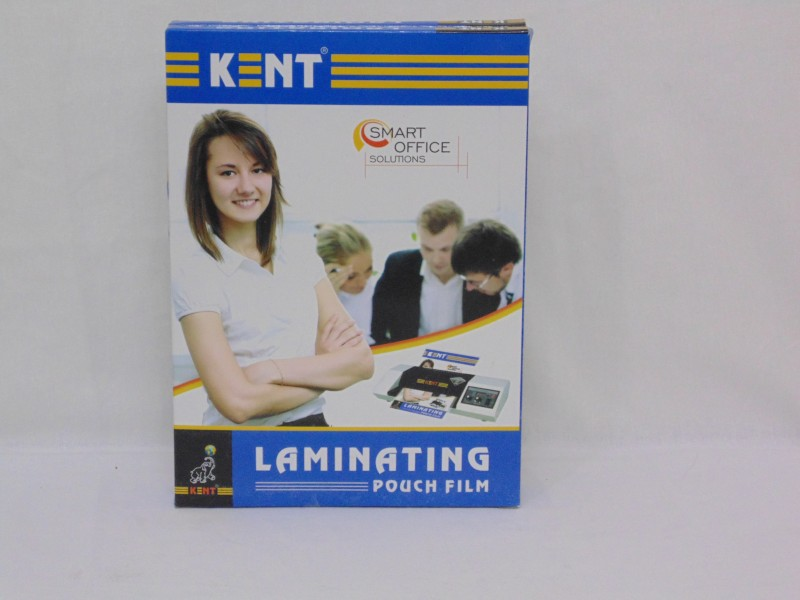 KENT A4 Laminating Sheet(80 mil Pack of 2)