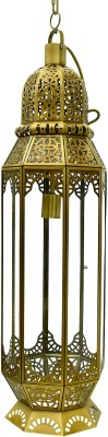 Royale Lights 105 cm Lamp Base(Brass)