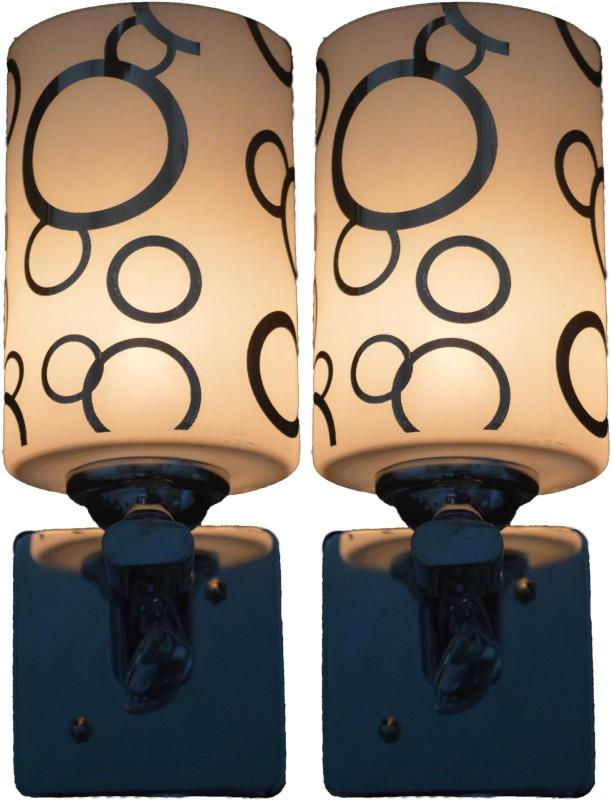 Kaltron PN_KL_154 Wall Lights Lamp Shade(Nickel)