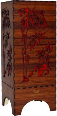 DIZIONARIO Decor Lamp Panda Red Table Lamps Lamp Shade