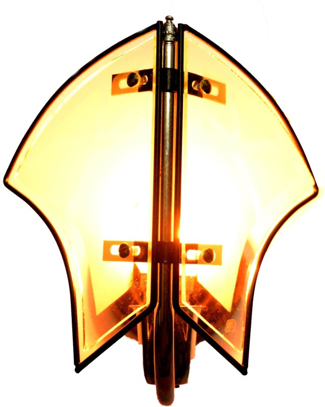 Kaltron PN_KL_101 Wall Lights Lamp Shade(Glass, Aluminium)