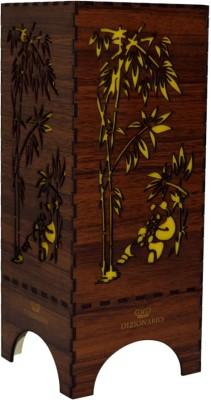 DIZIONARIO Dark Panda Yellow Table Lamps Lamp Shade