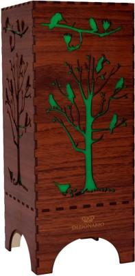 DIZIONARIO Shade Tree Green Table Lamps Lamp Shade