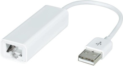 Outre USB TO RJ45 10/100 Mbps Ethernet Lan Adapter(100 Mbps)