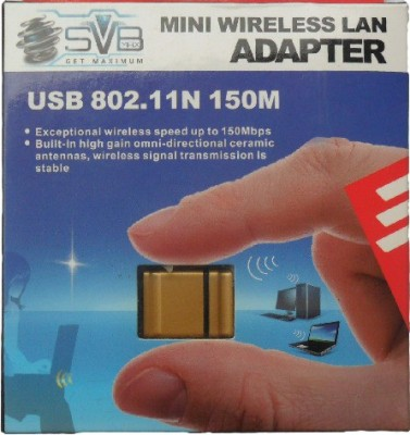 SVB W150m Laptop Lan Adapter