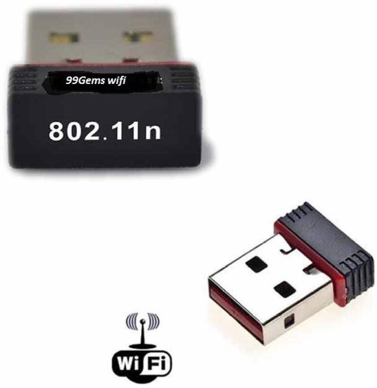 99 Gems 802.11N Lan Adapter(150 Mbps)