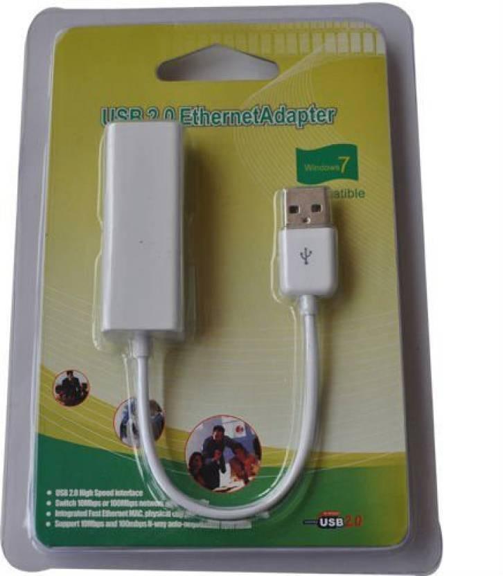 usb 2 0 ethernet adapter driver windows 10