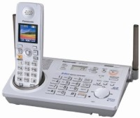 Panasonic PA-KX-TG5766 Cordless Landline Phone(White)