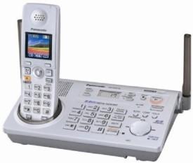 PANASONIC PA-KX-TG5766 Cordless Landline Phone