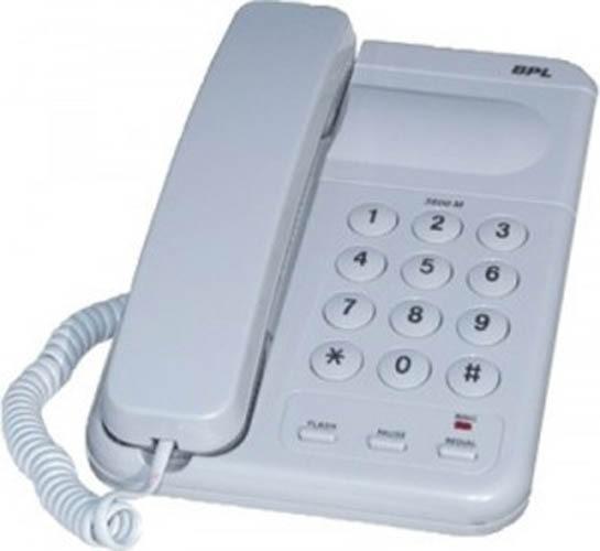 BPL 3600M Corded Landline Phone(Multicolor) (BPL) Delhi Buy Online