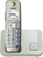 Panasonic PA-KX-TGE210 Cordless Landline Phone(White)