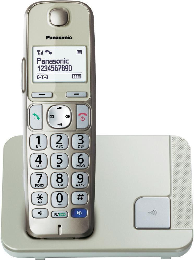 Panasonic PA-KX-TGE210 Cordless Landline Phone