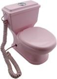 Tootpado Toilet Shaped Corded Landline T...