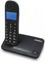 Uniden AT4102-2 Cordless Landline Phone(Black)