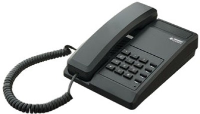 Beetel B11 Corded Landline Phone(Black)