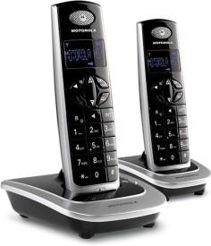 MOTOROLA D502 TWIN Cordless Landline Phone