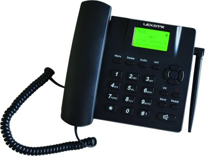 Lexstar GSM FIXED Cordless Landline Phone