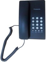 Panasonic Kx-Ts400sxb Corded Landline Phone(Black)