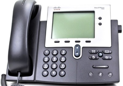 Cisco CP 7942G Corded Landline Phone