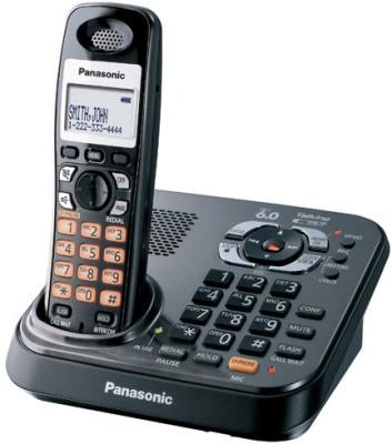 Panasonic PA-KX-TG9341 Cordless Landline Phone with Answering Machine
