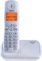 Gigaset A450 Cordless Landline Phone(White)