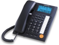 Lexstar LX 811 Corded Landline Phone(Black)
